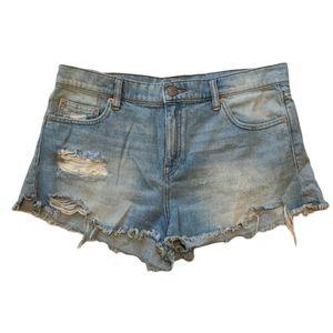 BDG | Denim | Distressed | Shorts | Size 29